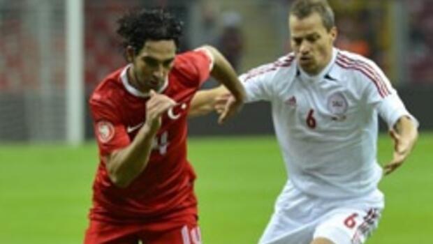 Türkiye 1-1 Danimarka