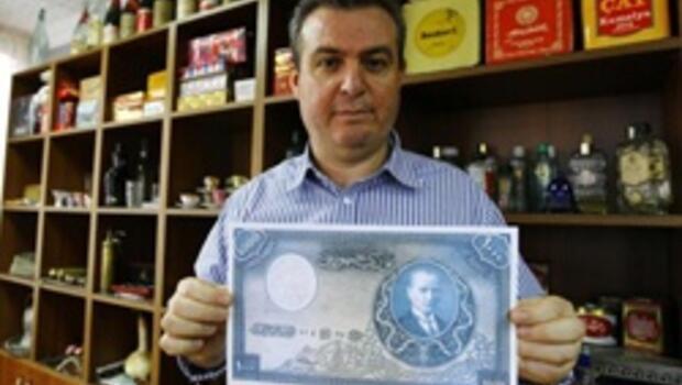 '1000 TL'lik banknot'un değeri 500 bin lira