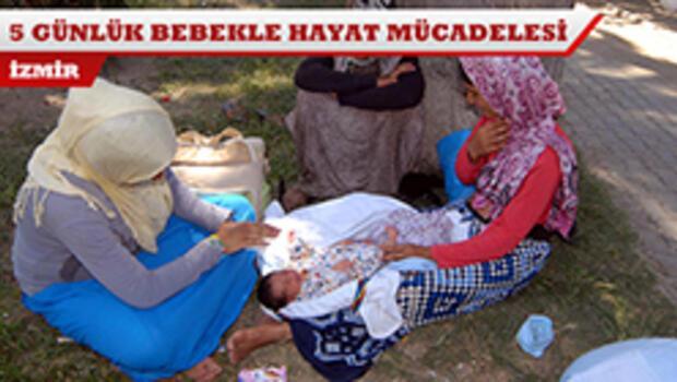 İzmir'de Suriyeli dramı sürüyor