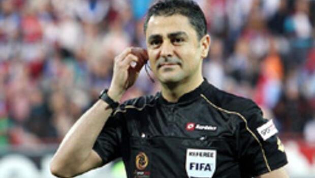 FIFAdan Bülent Yıldırıma görev