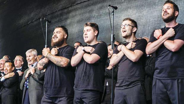 Boston Gay Mens Chorusu 5 bin kişi izledi