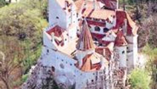 Kazıklı Voyvoda'nın şatosu Habsburg ailesine verildi