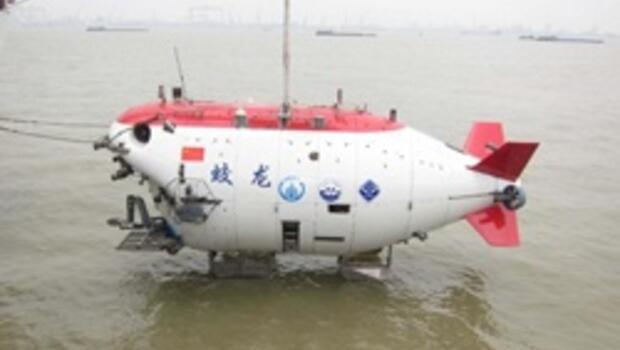 'Mistik Deniz Ejderhası' 7 bin metreye dalacak