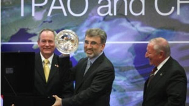 TPAO ve Chevron Karadeniz'de petrol arayacak