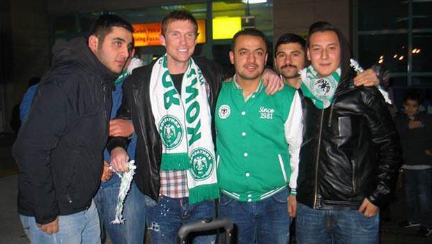 Konyaspor Hlebi 1,5 yıllığına renklerine bağladı