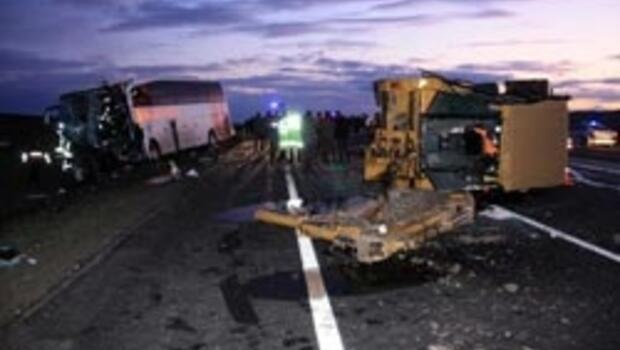 Çorlu'da trafik kazası: 5 ölü