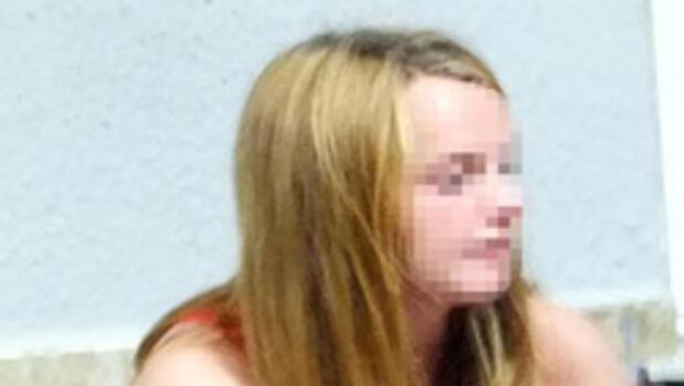 İngiliz kızın cinsel taciz oyunu