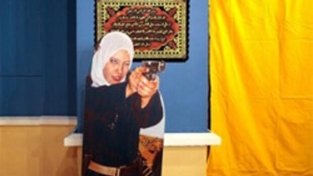 ABD donanması: Türbanlı kadın resimlerini hedef yapmayın