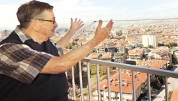 93 yıllık Ankaralı Prof. Dr. Kurthan Fişek'ten bir Ankara hikâyesi