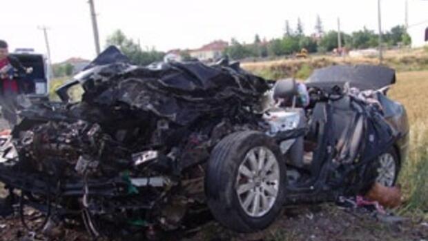 Konya'da kaza: 7 ölü