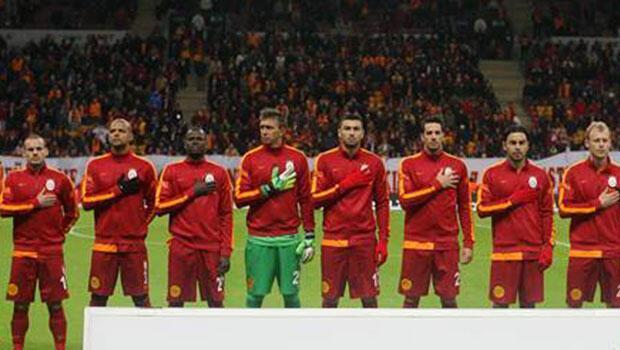 Galatasaray 6 - 0 Bursaspor