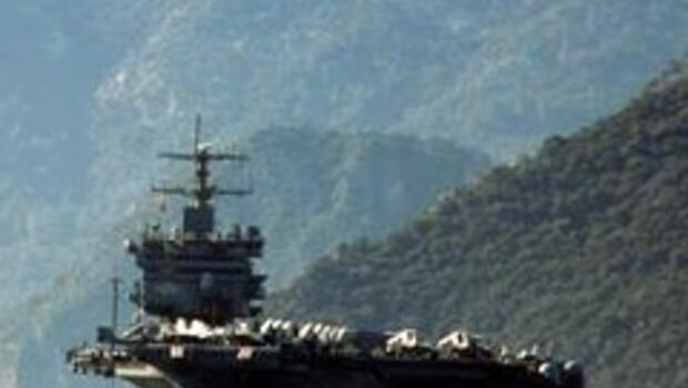 Dünyanın en büyük uçak gemisi Marmaris'te