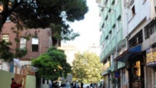 Bakırköy'de patlama