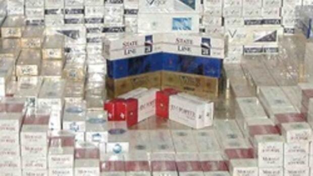 Sigara kaçak, satış resmi