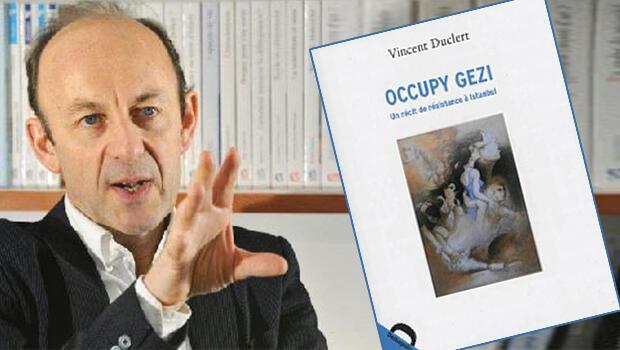 Fransız tarihçiden Occupy Gezi kitabı