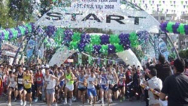 Avrasya Maratonunun birincileri belli oldu