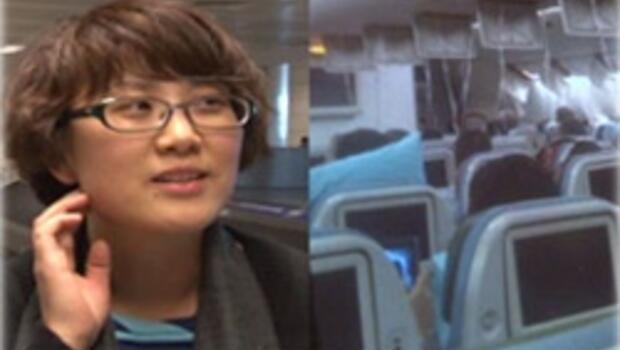 Uçağın kabin basıncı düştü, uçak Ankara'ya indi