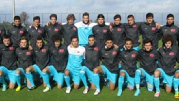 20 Yaş Altı Milli Futbol Takım kadrosu açıklandı