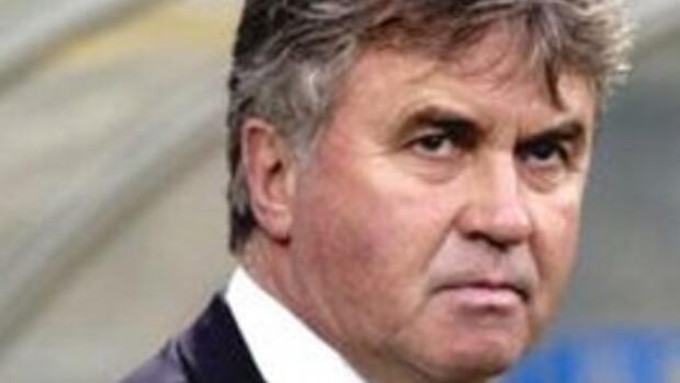A Milli Takımın teknik direktörü Hiddink