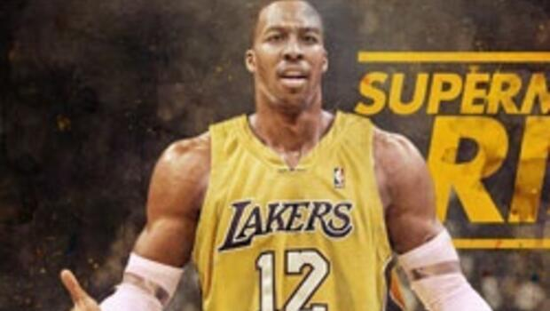 Dwight Howard Lakersta
