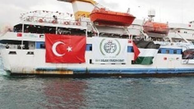 İHH, Mavi Marmara'yı 1.8 milyona alıp Komor bayrağı çekti, sigortası anında bitti