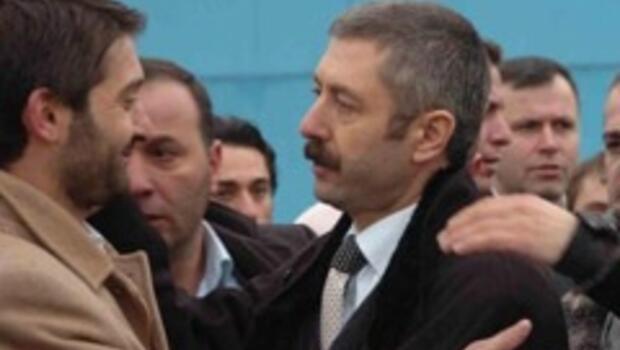 Sedat Şahin tahliye edildi