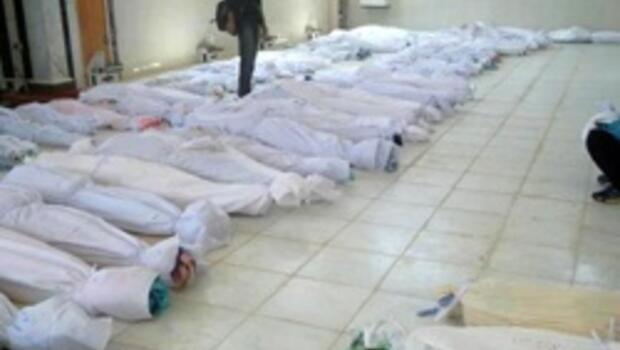Suriye'de katliam tartışması