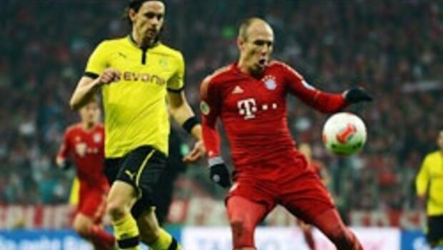 Bayern Münih 2-1 Borussia Dortmund
