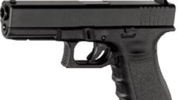 Kamu silah peşinde onların canı Glock'da