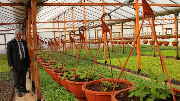 Bahçıvanlık kursu nisanda başlıyor