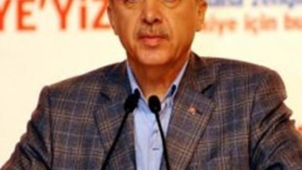 Başbakan Erdoğan'dan referandum açıklaması