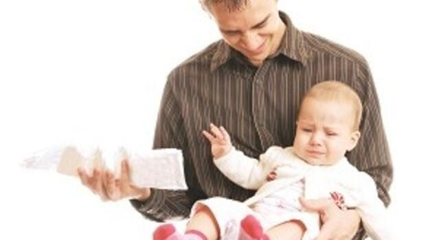 Çocuğun altını değiştiren baba iyi bir rol modeli değil mi?