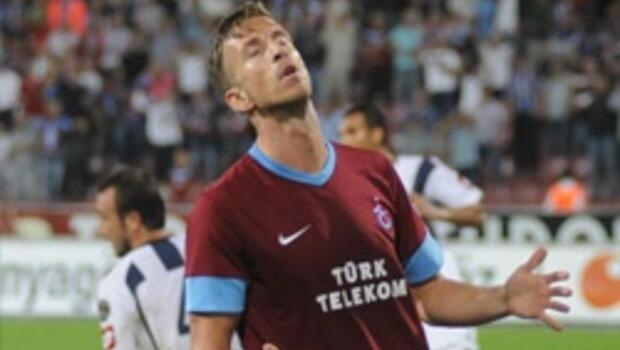 Trabzonspor'da Marc Janko tartışması