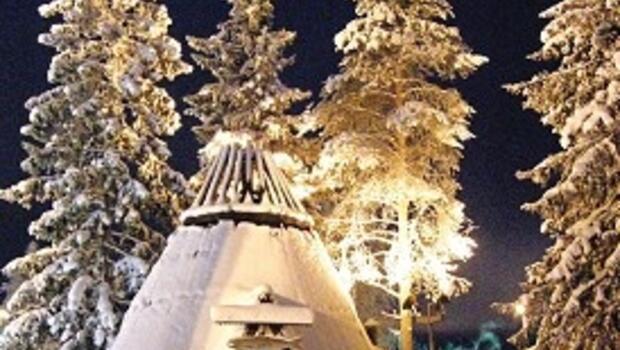 Çakma Noel Baba'nın köyünde