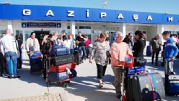 Pegasus Gazipaşa'ya uçmaya başlıyor