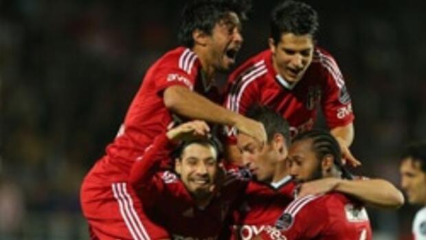 Antalyaspor 3-5 Beşiktaş