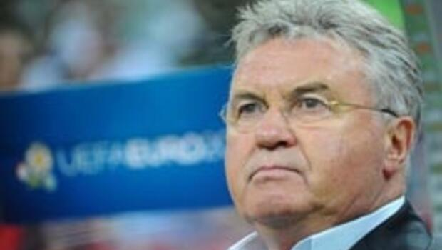 Guus Hiddink gitsin