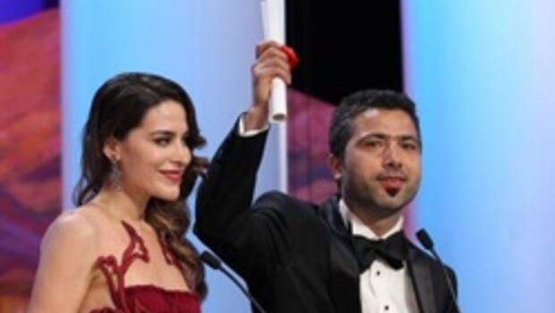 Cannes'ın en iyi kısa filmi 'Sessiz' oldu