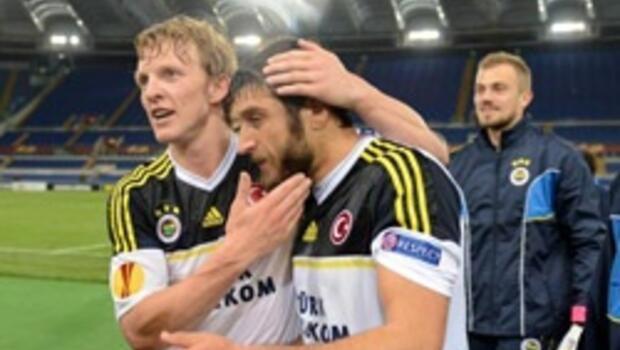 Lazio 1-1 Fenerbahçe