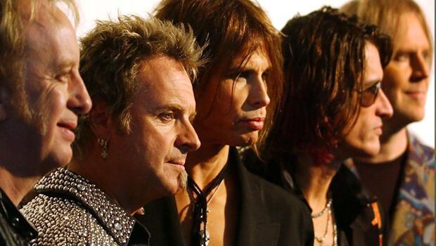 Aerosmith İstanbul'a ilk kez geliyor