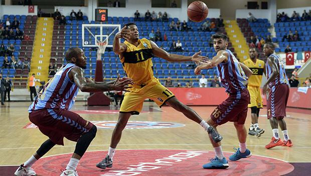 Trabzonspor Medical Park: 74 - Aris: 71