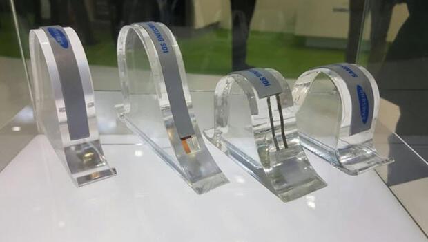 Samsung'dan telefon ve akıllı saatler için şerit pil