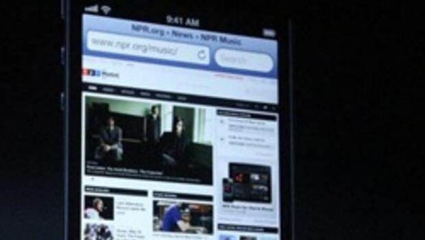 iPhone 5 görücüye çıktı