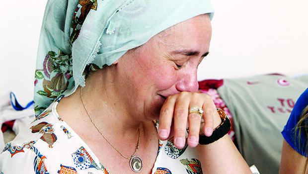 Şehit Binbaşı Arslan Kulaksız'ın üç aşkı: Vatanı, ailesi, Trabzonspor