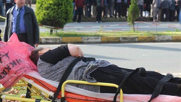 Trabzon'da eş dehşeti: 2 ölü