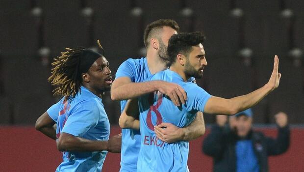 Trabzonspor 1-0 Gen�lerbirli�i