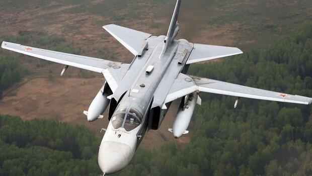 Cumhurbaşkanlığı: Rus uçağı düşürüldü