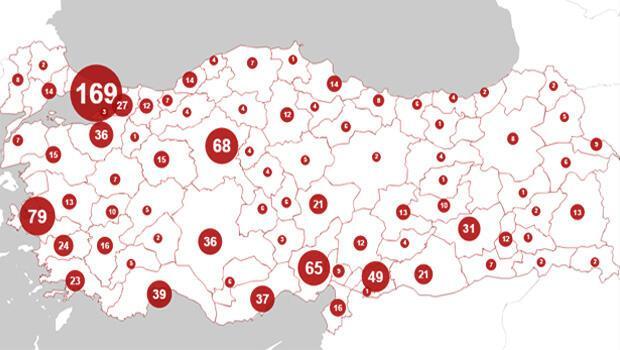 Türkiye'de 5 yılda 1134 kadın öldürüldü