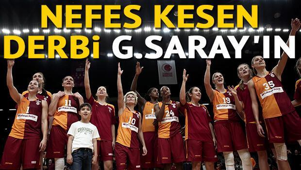 Galatasaray 76 - 72 Fenerbahçe