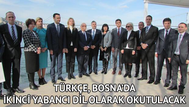 Türkçe, Bosna'da ikinci yabancı dil olarak okutulacak